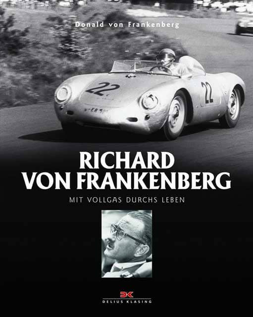 Richard von Frankenberg's biography Book Cover