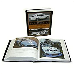 From R to GT2 The Racing Porsches 911 & 930 Book Cover