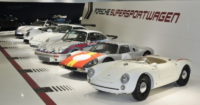 60 years Porsche Super Sportscars