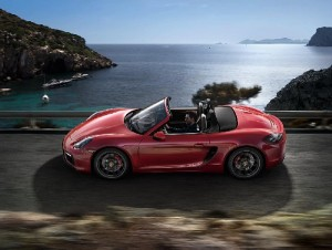 2014 Boxster GTS