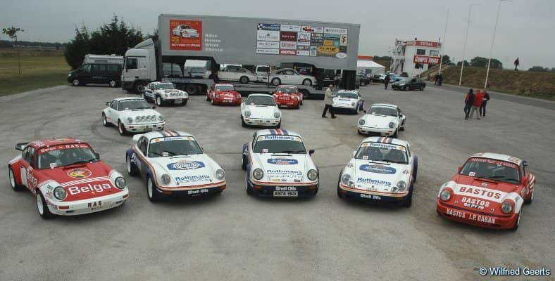 25 years of 911 SCRS in Abbeville by 911Motorsport