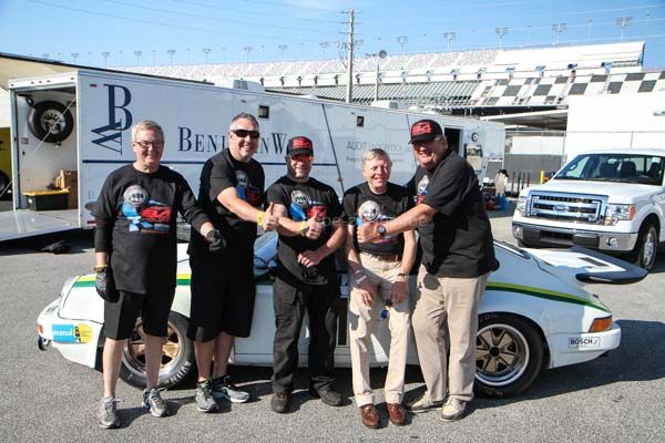911Motorsport at 2014 Daytona Classic 24h