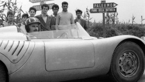 Graham Hill 1960 Targa Florio 718 RS60