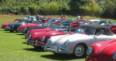 Porsche 356 Speedster 50th Anniversary Meeting 2004