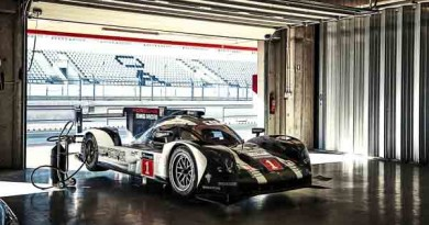 World debut for new 919 hybrid