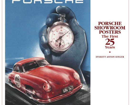 Porsche Showroom Posters - The first 25 years