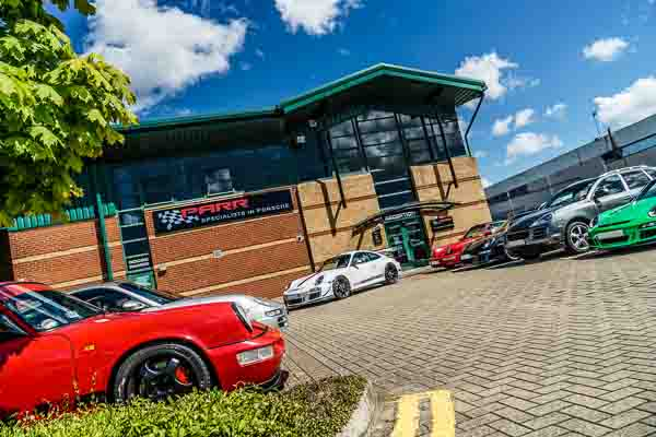 TechArt expands UK dealer network Parr