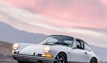 Porsche 911 : The Ultimate Sportscar as Cultural Icon