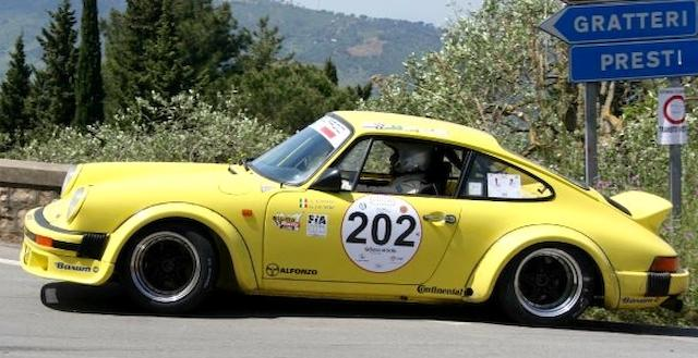 1975 PORSCHE 911 2.7-LITRE GROUP 4 COUPÉ