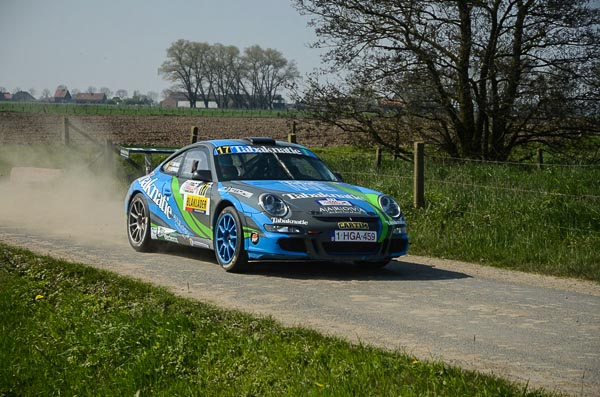 TAC Rally Tielt