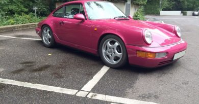 1992 Porsche 964 Carrera RS - Coys auctions - Classic Days Schloss Dyck