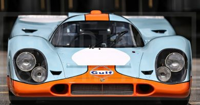 Porsche 917-024 Gooding Auction Monterey Car Week
