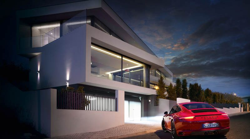 Porsche Digital launches partnership with start-up home-iX