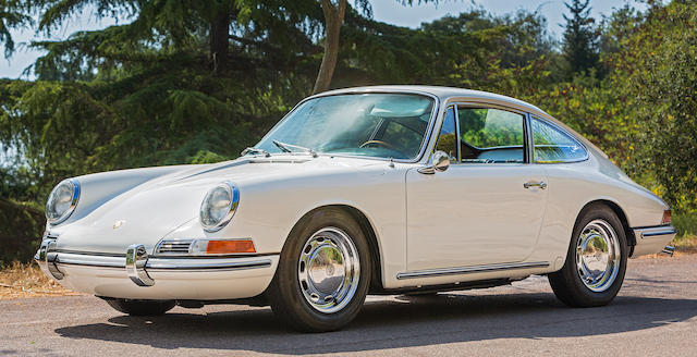 1966 Porsche 911 2.0 SWB Bonhams Chantilly