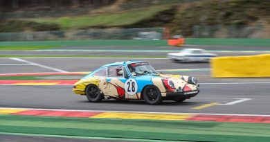 Spa Six Hours - Thursday - Practice Day