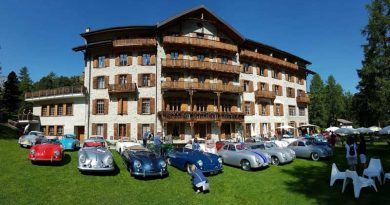 2017 Porsche 356 pre A Meeting Switzerland