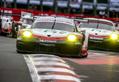 Good chances for Porsche GT Team in the world championship fight