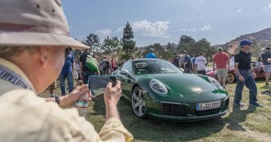 Porsche celebrates the 1 millionth 911 at Monterey Car Week