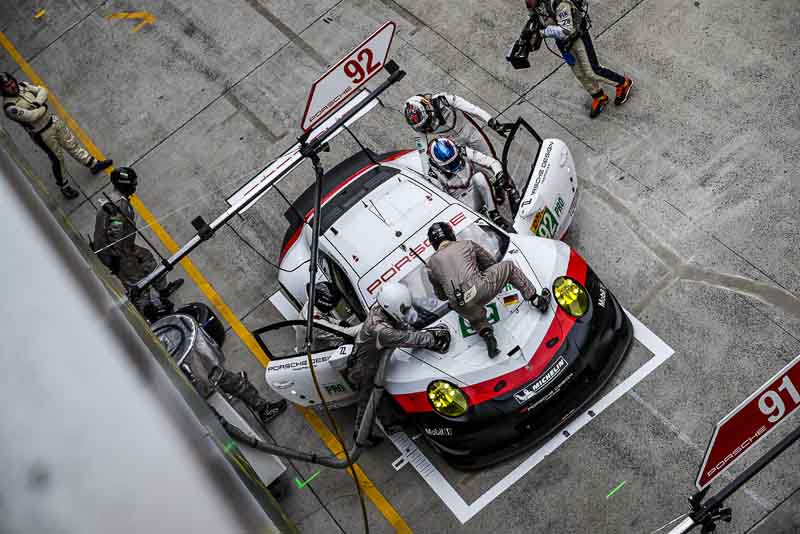 2017 FIA WEC GT Shanghai China