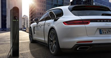 Strong demand for the Porsche Panamera with hybrid drive