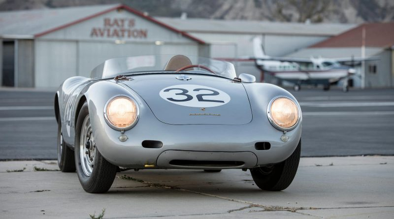 Porsche 550-0145 Bonhams Scottsdale Auction 2018
