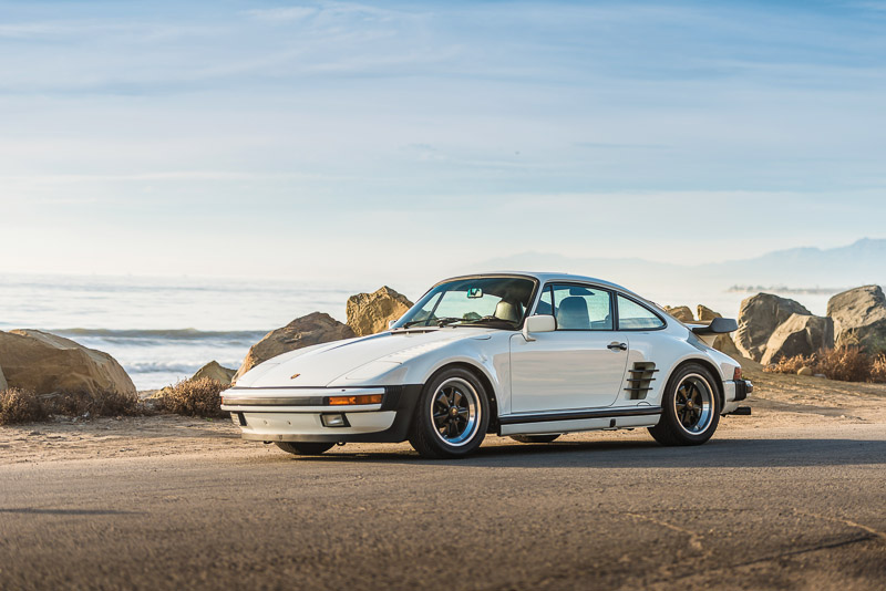 1987 Porsche 911 Turbo Flat Nose Robin Adams ©2017 Courtesy of RM Sotheby's