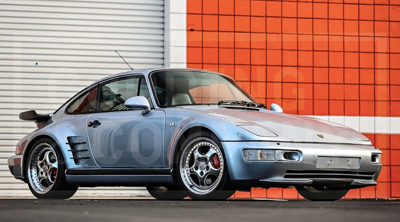 Gooding Auction Scottsdale 2018 - 1994 Porsche 964 Turbo S Flachbau