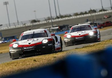 Both 911 RSR lock out second grid row