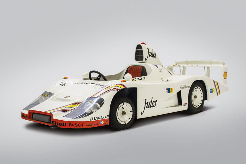 Porsche 936 Junior Children's car © 2017 Courtesy RM Sotheby's