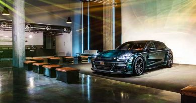 World Premiere: TECHART for the Panamera Sport Turismo