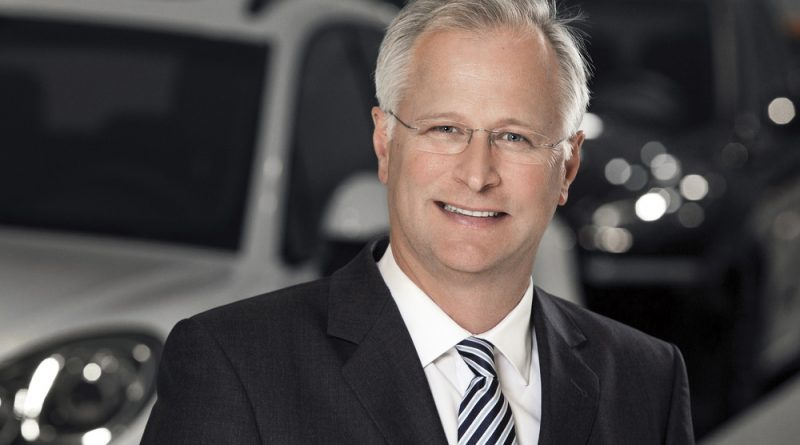 Jens Puttfarcken takes over as President and Chief Executive Officer