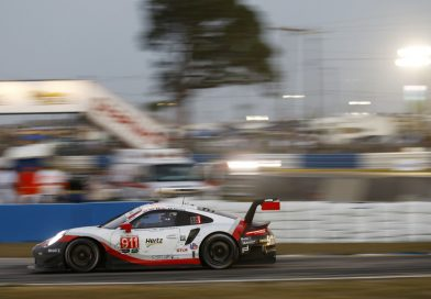 Victory and third place for Porsche at Sebring 12 Hours