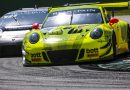 Difficult start to the season for the Porsche 911 GT3 R at Monza