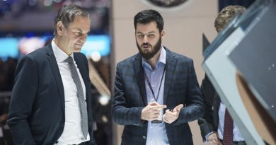 Oliver Blume, Chairman of the Executive Board, Porsche AG, Mate Rimac, Founder and CEO, Rimac Automobili