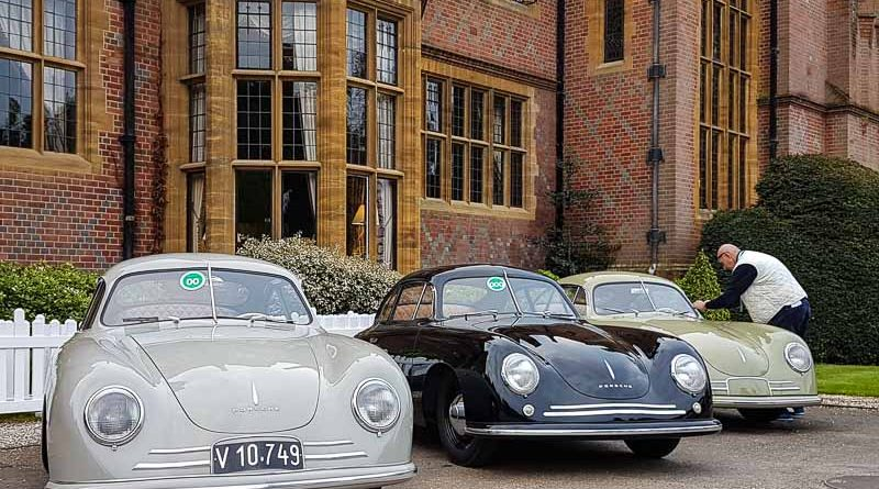 International Porsche 356 Meeting 2018 UK