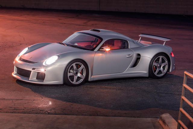 2009 ruf ctr3 Bonhams quail lodge auction