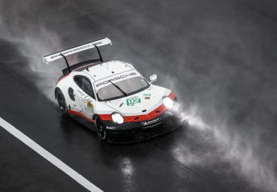 Second and third in Shanghai for the Porsche GT Team after strong effort