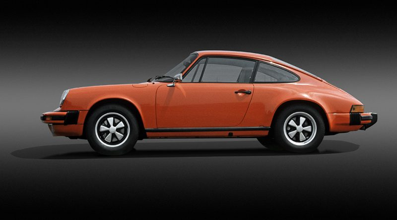 1974, 911 Carrera Coupé, G-model, 2,7 Liter,