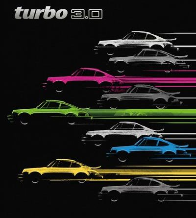 Turbo 3.- Porsche's first Turbocharged Car - Ryan Snodgrass - Parabolica Press