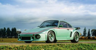 RM Sotheby's Petersen Automotive Museum Auction : the results