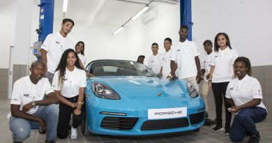 Investing in the future: Porsche trains technicians for Aftersales in Puebla
