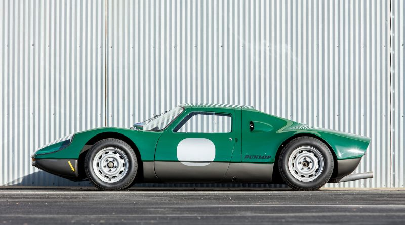 Porsche 904 Carrera GTS at Bonhams Auction Scottsdale (c) Bonhams Auction