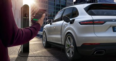 Porsche Charging Service with more than 49,000 charging points in Europe