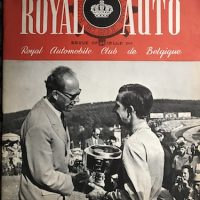 Royal Auto July 1958