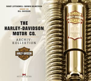 The Harley-Davidson Motor Co - Archiv Kollektion Book Cover