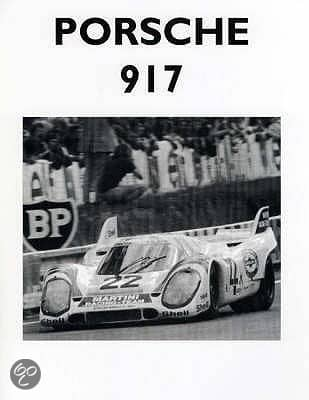 Porsche 917 RacingResults Colin Pitt Unique Motorbooks