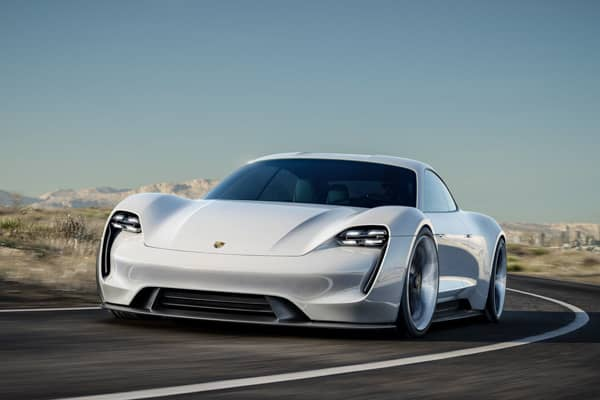 Porsche plans to invest more than six billion euro in electromobility by 2022