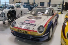 Porsche 959 Rally ( with the original dust from the desert)
