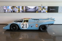 the rodriguez - oliver Porsche 917-015 (035), winner of the 1971 Spa 1000km