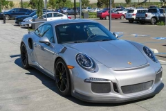 Porsche 911 GT3 RS welcomes visitors at Porsche Experience Center Los Angeles